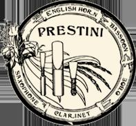 Prestini Logo